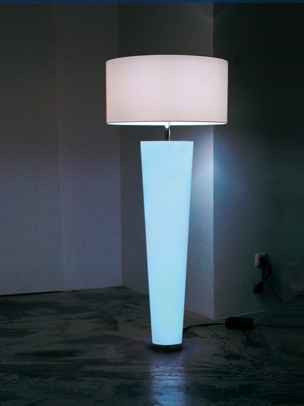 Solo Luce XL hellblau
