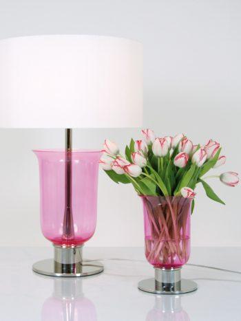 Diva and Diva vase