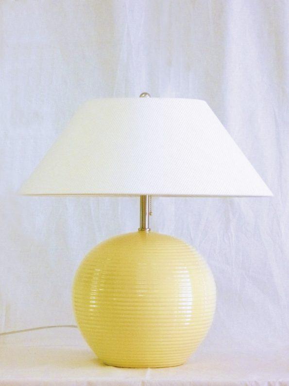 Bologna lacquer yellow