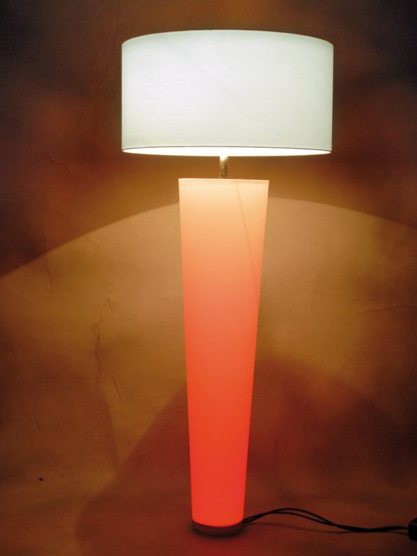 Solo Luce XL red