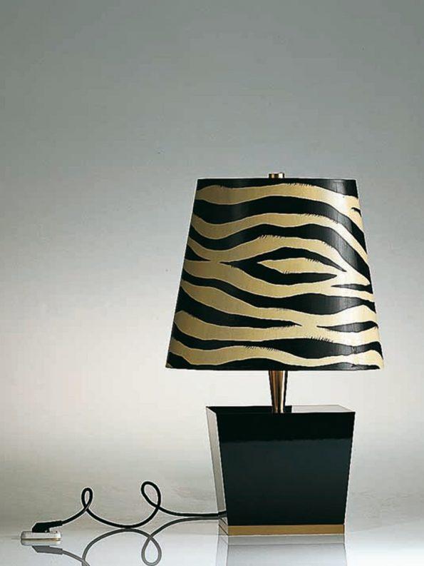 Viva S shape hand-painted